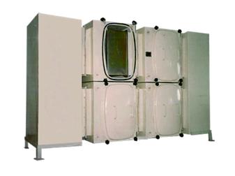 第一代核用 空气净化 箱体排架