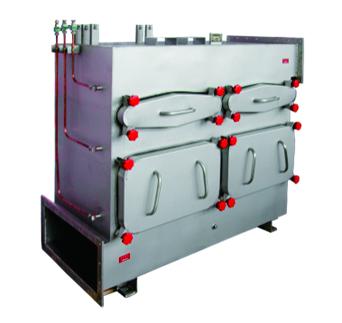 第二代核用 空气净化 箱体排架
